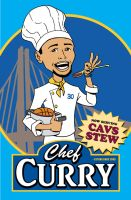 Chef Curry cookin up some Cavs Stew by jtchan