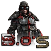 Bet On Soldier Blood Sport Custom Icons by thedoctor45