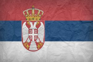 Flag of Serbia by StevanPPP