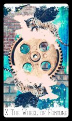 Wheel Of Fortune by iamtequila