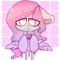 Pink Lightly Candy by SnowDreamMLP