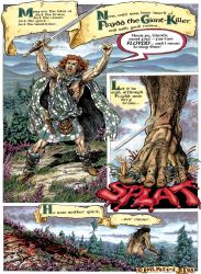 Floydd the Giant-Killer by mlpeters