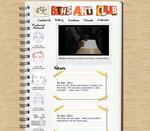 BTHS Art Club Website by jcling