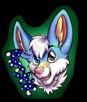 badge commission by PickleMittens