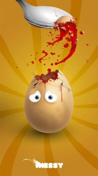 Messy: EGG by messymedia