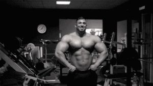 Most Muscular by resonancegym