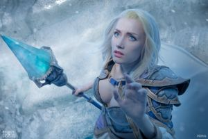 Frost Lich Jaina II by Narga-Lifestream