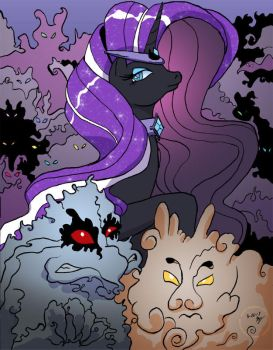 Nightmare Rarity by Asatira
