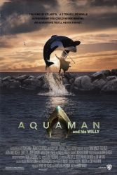 Aquaman and his Willy by BlueprintPredator