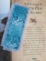 Blue Bookmark by Mattsma