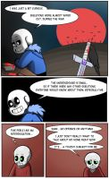 Undertale Green Chapter 2 Page 26 by FlamingReaperComic