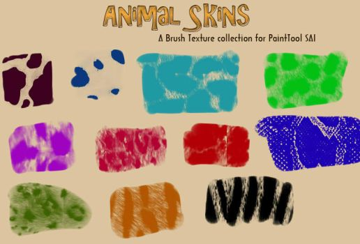 Animal Fur Brushtex for SAI by aheria