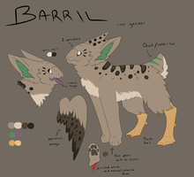 Barril Ref 2016 by Limecrumble