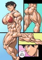 Pinnacle of Physique S1-59 by Pokkuti