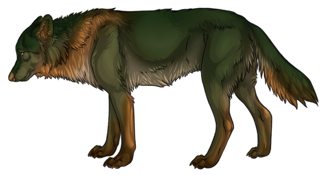 Wolf Adoptable - CLOSED by Adoptionsonlypoints