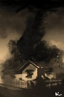 The House and The Tornado by CleverLoginName