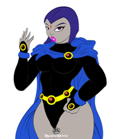 Raven Vector by mystic-skillz