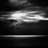 9 minutes solitary by Menoevil