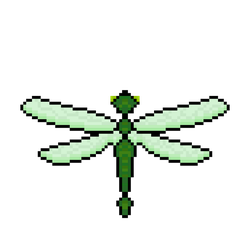 Dragonfly by HiddenLordGhost