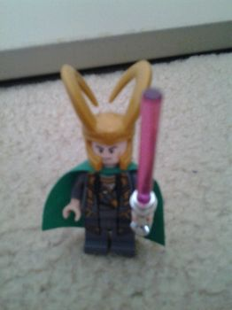 The Adventures of Lego Loki 11 by crystal-of-ix