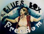Blues Box top Aretha Franklin by vvyk