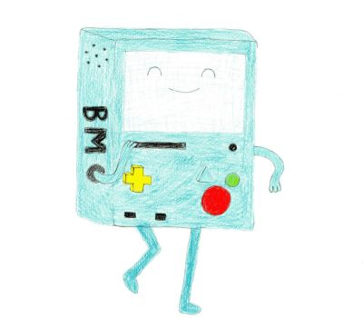 Dancing BMO by Superfloxes