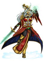 SMITE - Ao Kuang Gender-Bended by TheYaminoTenshiFox