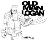 Old Man Logan by CRISTIAN-SANTOS