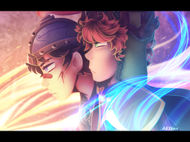 SOT Stan and Kyle by Ali3ken