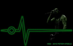 RIP PETER STEELE by CREAPx