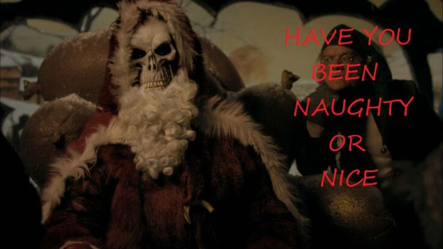 Have You Been Naughty of Nice? by Perseus605