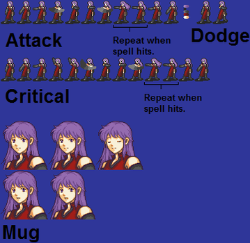 FE Rose Spritesheet Finished by White-wolf8
