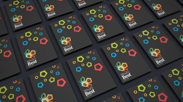 What's Best For Us Branding by Lemongraphic