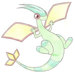 Flygon by Rounded-Edge