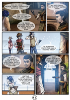 TCM 2: Volume 3 (pg 12) by LivingAliveCreator