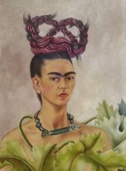 Frida Kahlo by lavonia