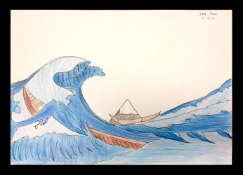 Great Wave by DH-Students-Gallery