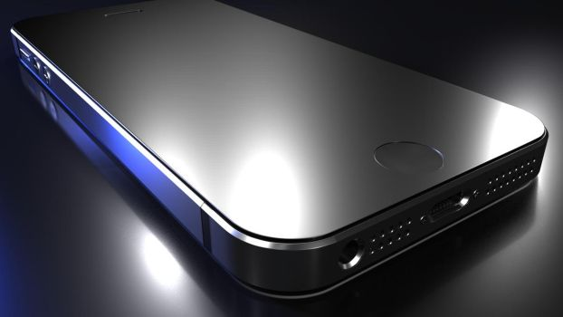iphone 5 by Gatson