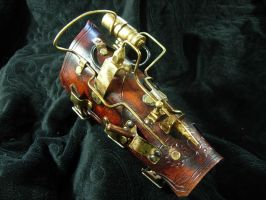 Lovecrafts Excalibur Bracer by Skinz-N-Hydez