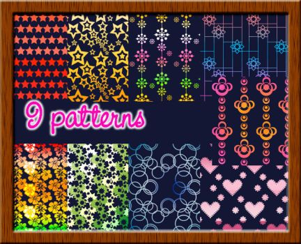 patterns-misc2 by CocoBucciarati