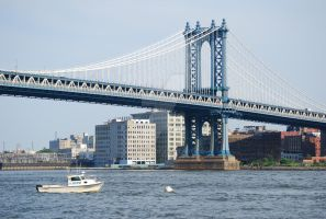 Manhattan Bridge. No. 91 by smilks76