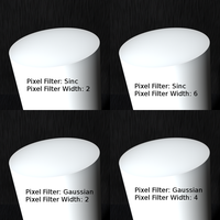Pixel Filter Comparrison by demontroll
