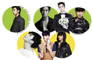 Kim Soo Hyun render pack - 2 by amy91luvKey