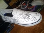Soul Eater Shoes for Micah - 1 by digital-strike