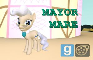 [DL]Mayor Mare. by Pika-Robo