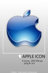 Apple Icon by Nelson-Tux