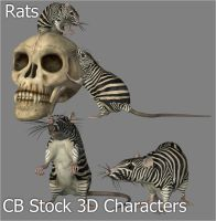 CB-3D Stock 17 by CB-Stock