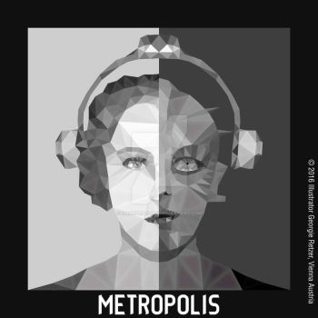 Metropolis  by IllustratorG