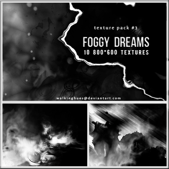 Texture Pack #3 - Foggy Dreams by Artinthevein