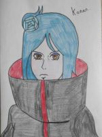 Konan by Zoroark18